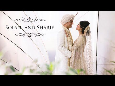 Solani & Sharif - Walt Disney Concert Hall Wedding