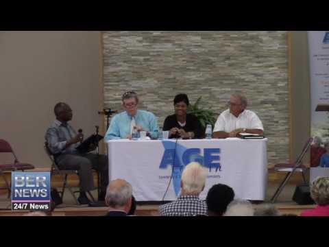 Age Concern Seniors Housing Forum, September 20 2016