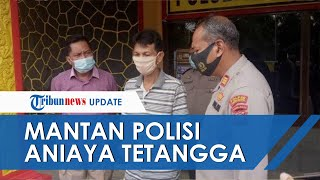 Mantan Anggota Polisi di Palembang Ditangkap karena Aniaya Tetangga, Ajak Ponakan untuk Mengeroyok