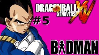 Vegeta Plays Dragonball Xenoverse Part 5