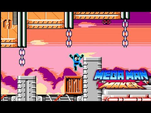 Mega Man Maker-