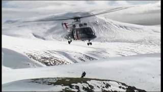 iceland coast guard helicopter ride
