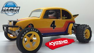 Kyosho 1/10th Beetle - 2014 Re-release - Unveil