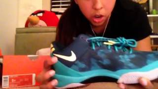 Kobe 8 teal unboxing/review Thumbnail