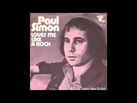 Paul Simon - Loves Me Like A Rock