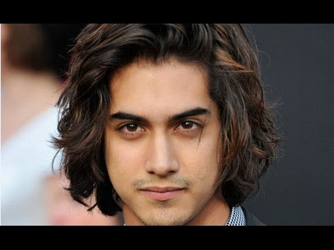 long hairstyles for men with thick wavy hair  youtube
