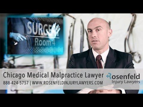 Chicago Medical Malpractice Lawyer - Rosenfeld Injury Lawyers