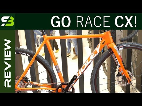 Top 8 - 2018 Carbon Cyclocross Bikes. Reviews From Eurobike 2017.