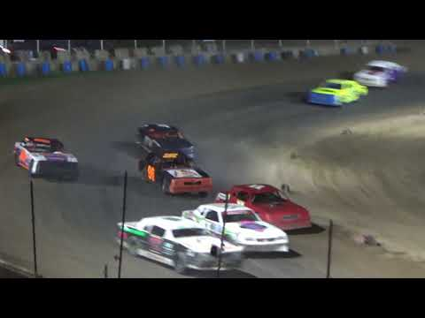 Street Stock Special Race at Crystal Motor Speedway, Michigan on 09-15-2018!