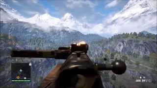 Far Cry 4 - All Weapons Shown (PC HD) [1080p]