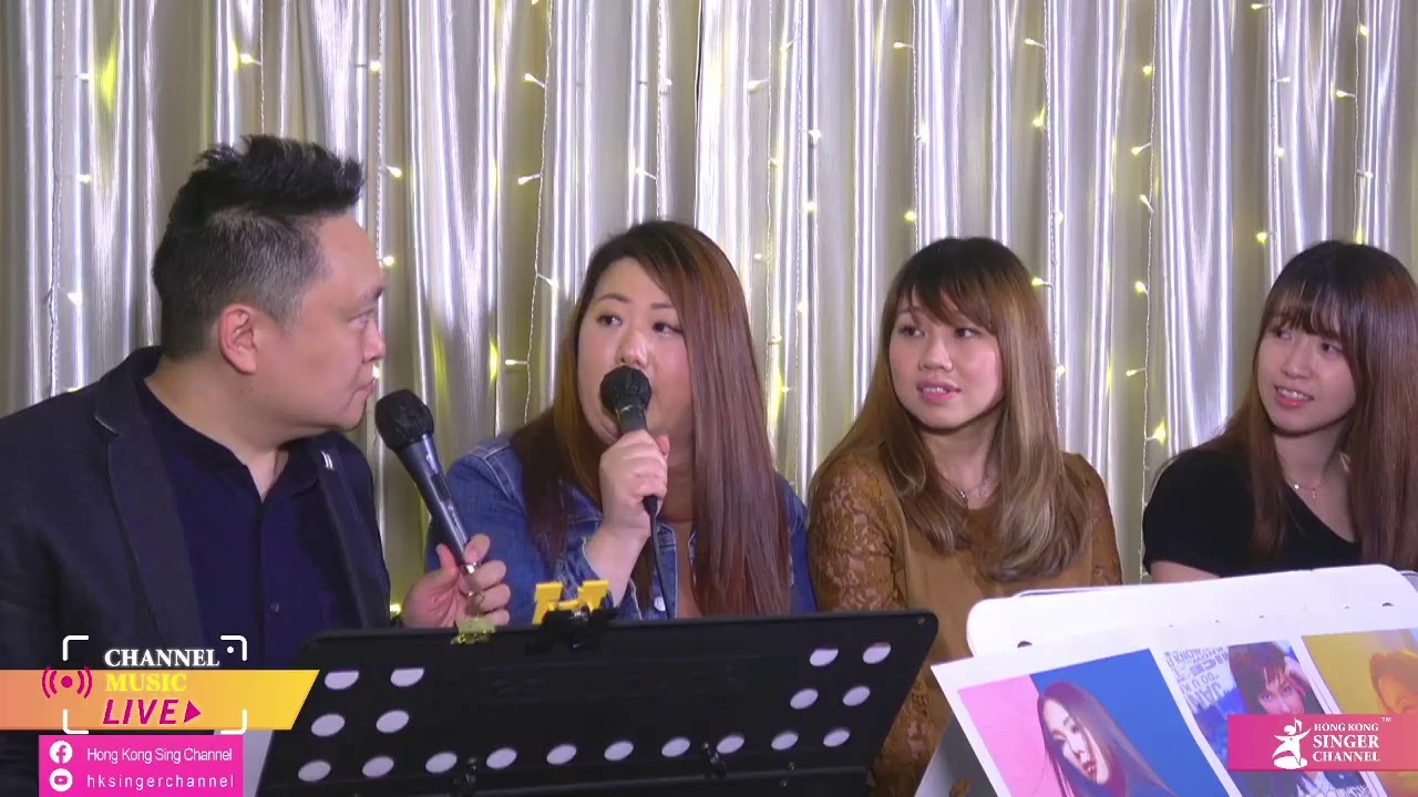 齊唱衛蘭Janice成長之歌|CHANNEL MUSIC LIVE