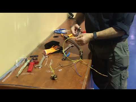 Preparing An Intrinsically Safe Cable - Part 3