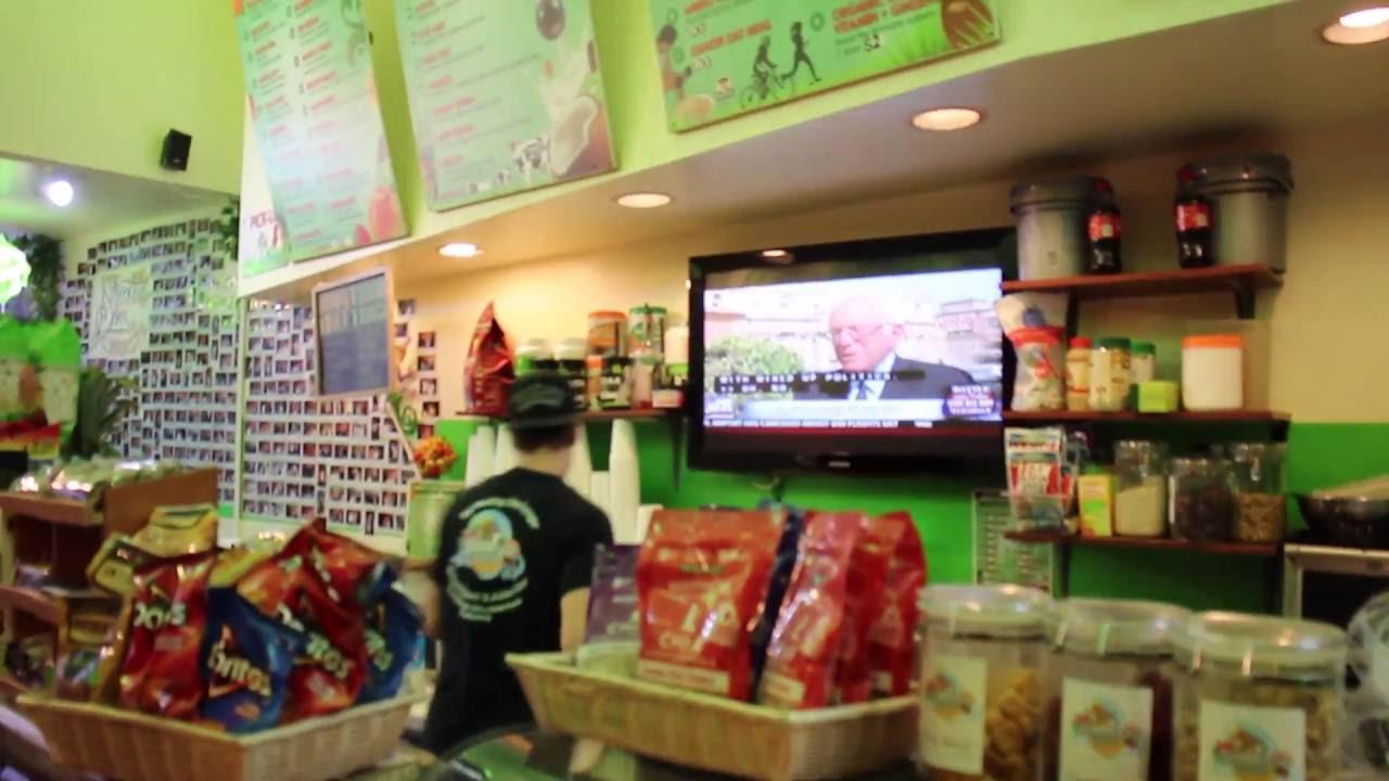 The Smoothie Shop Miami Beach Fl