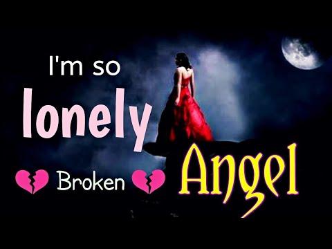 I'm so lonely broken angel Hollywood Heart Broken song ...