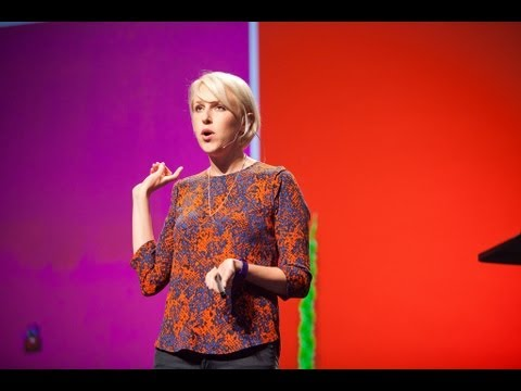 Daisy Ginsberg: Synthetic aesthetics - YouTube