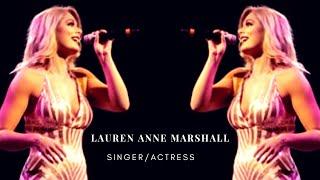 Lauren Anne Marshall | SINGER/ACTOR - 2020