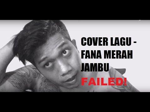 BUSETT COVER LAGU FOURTWNTY - FANA MERAH JAMBU YANG GAGAL! GOKIL SOB..
