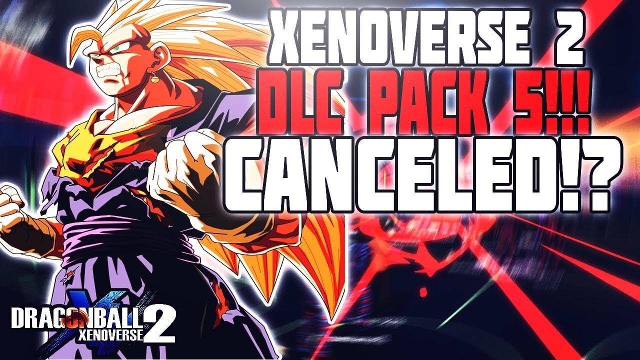 dragon ball xenoverse 2 dlc 5 release date