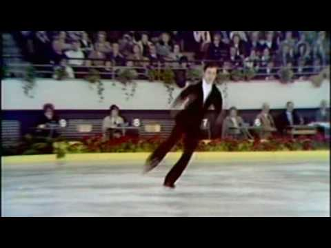 Ondrej Nepela - 1971 World Figure Skating Championships LP