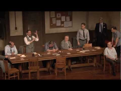 Twelve Angry Men Preview