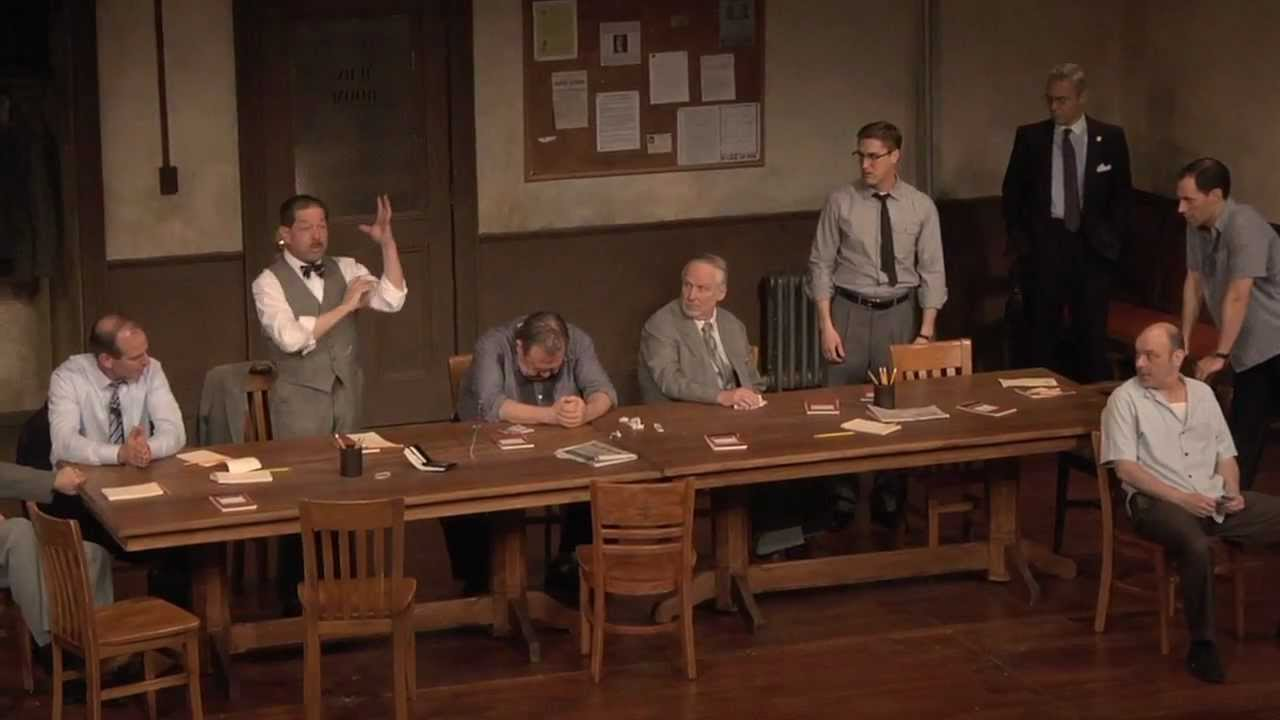a short reaction to the movie twelve angry men A short summary of melba patillo beals's warriors don't cry this free synopsis covers all the crucial plot points of warriors don't cry  men and women in.