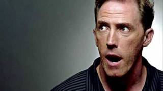 Who do you think you're kidding, Mr Hitler? Rob Brydon