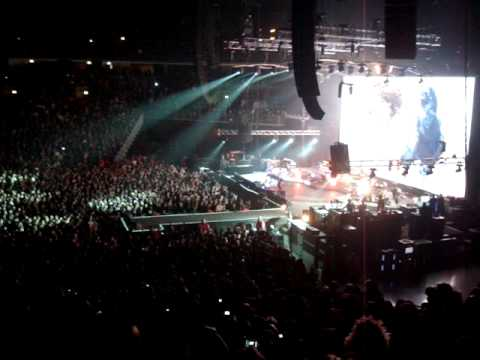 Try walking in my shoes - Depeche mode, 14.02.2010., ARENA ZG