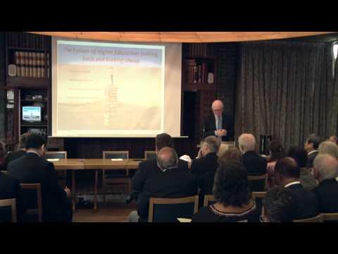 Keynote at Trinity College, Oxford University Sunday 24 May