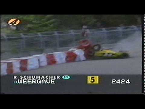 FBS F1 1997 R Schumacher at Canada 3