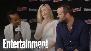 Blindspot Cast: We Kick A Lot Of Ass This First Season | Entertainment Weekly