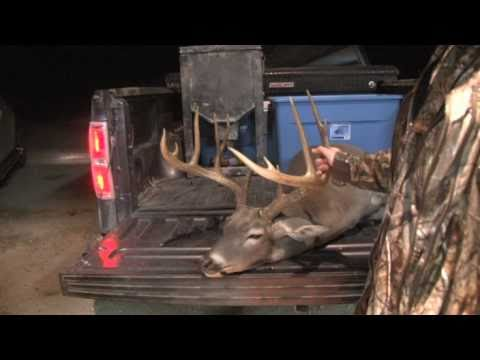 Texas Hunting Video, Big 170 Inch Deer, La Rucia