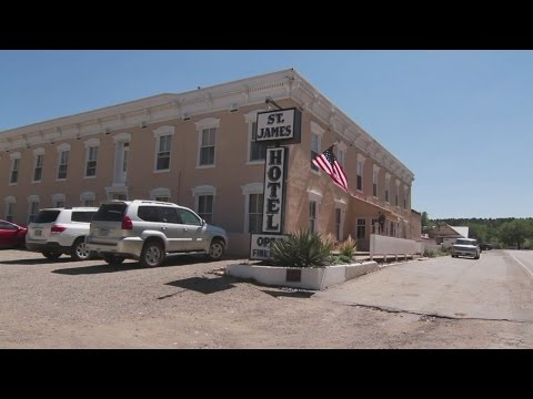 Haunted NM - St James Hotel