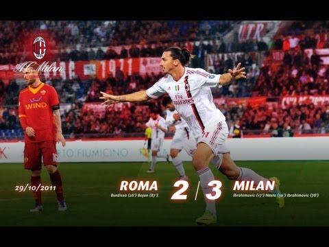 Roma-Milan 2-3