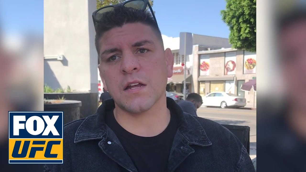 Nick Diaz weighs in on UFC 229 and thinks he and his brother can beat Khabib   PROcast   UFC ON FOX