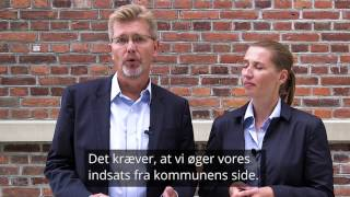 Banderne skal ud af Danmark