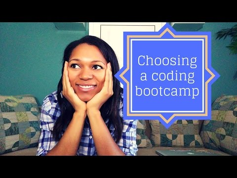 How I Chose the Right Coding Bootcamp