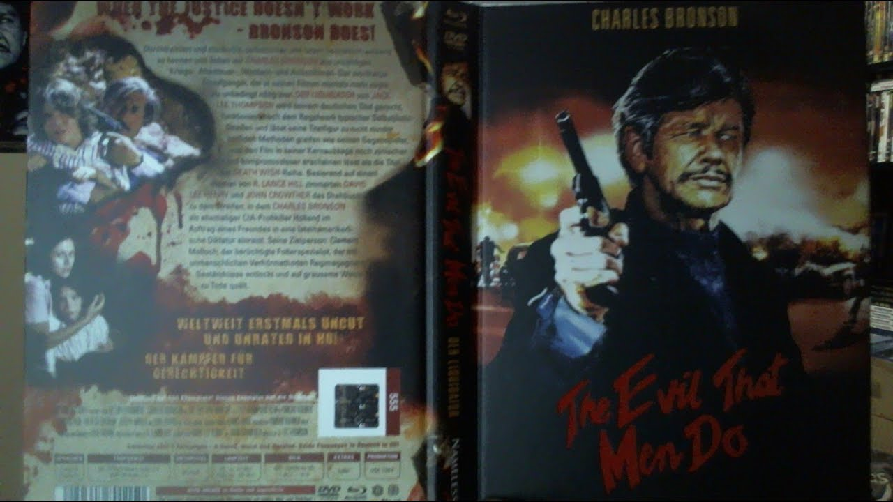 Download The evil that men do blu-ray limited to 555 Charles bronson update 67