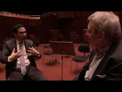Andrés Orozco-Estrada ∙ Gespräch mit hr-Hörfunk-Direktor Heinz Sommer