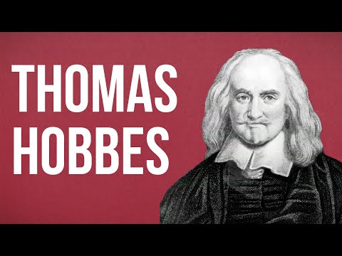 POLITICAL THEORY - Thomas Hobbes