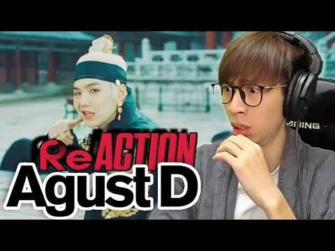 Agust D '대취타' MV | Viruss Reaction Kpop