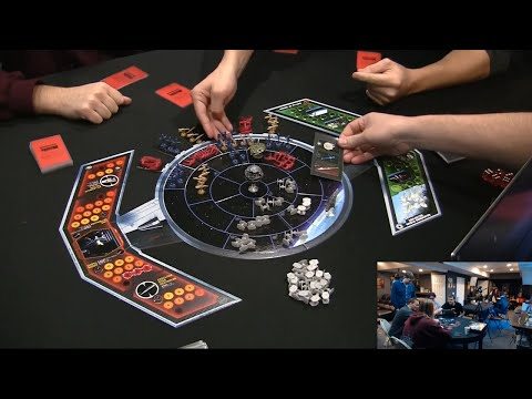 Risk: Star Wars Edition - Live Play