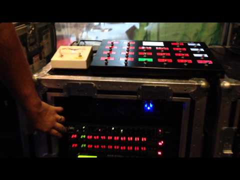 "John Petrucci of Dream Theater's 2014 ""Along for the Ride"" Rig Tour"
