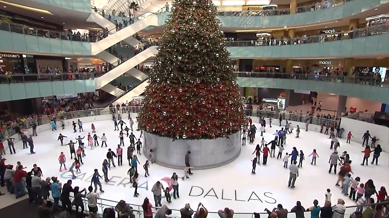 today with kandace galleria dallas macy s grand tree lighting