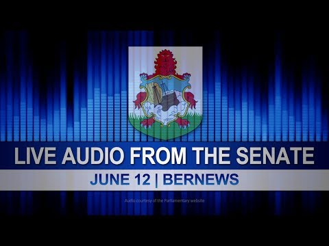 June 12 | Audio Of Morning In The Senate | 2019