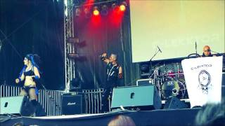 C-Lekktor - Juicio Final (live in Dark Munich Festival 2014)