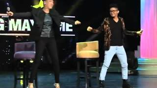 Vhong Dance Open the Door with Vice Ganda