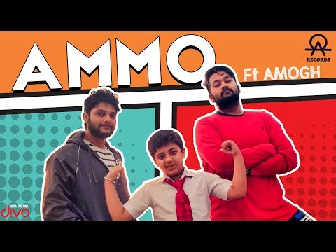 All OK | AMMO Ft AMOGH | Youngest Indian Rapper | Kannada Rap