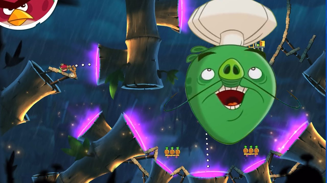 Download ANGRY BIRDS 2 - KING PIG PANIC DAILY CHALLENGE (Oct/27/2021)