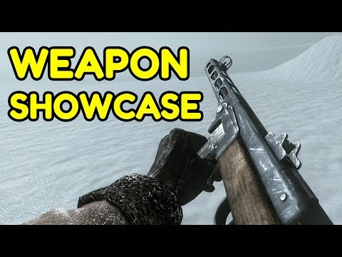 COD Black Ops - SIngleplayer/Zombies Exclusive Weapons