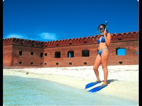 Dry Tortugas/Fort Jefferson, Key West, FL - Travel Thru History Show